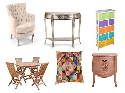 Razones por las que las tiendas online de mobiliriario y for Articulos para el hogar online